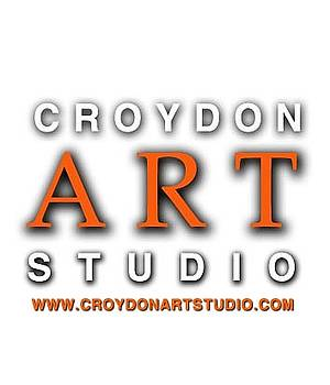 Logo by Croydon Art studio