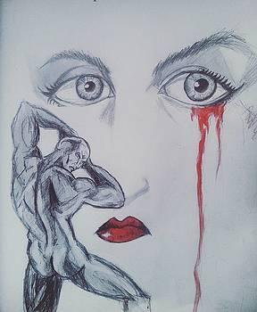 Lolita's tears by Mark bradley