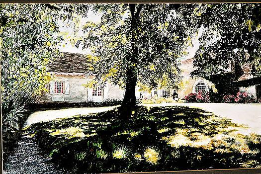 L'ombre a midi. by SJV Jeffery-Swailes