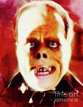John Springfield - Lon Chaney Sr. as The Phantom of the Opera