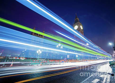 London # 22 by Mariusz Czajkowski