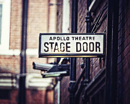 London Apollo Theater Photograph by Lisa Russo
