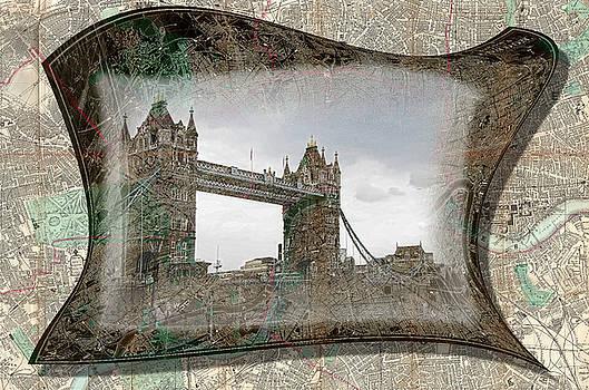 Sharon Popek - London Bridge Outline