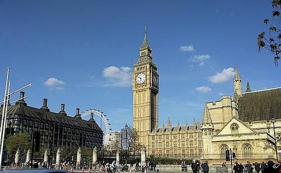 London Calling by Rita Tortorelli