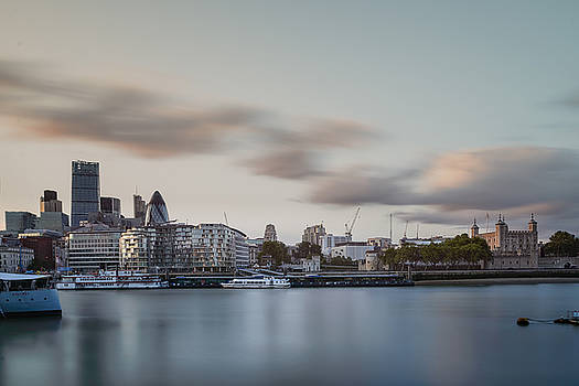London City by Ivelin Donchev