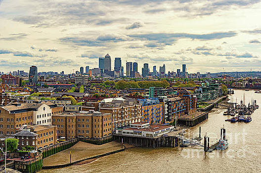 London City Views 02 by Angela Doelling AD DESIGN Photo and PhotoArt