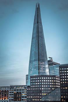 London cityscape by Marius Comanescu
