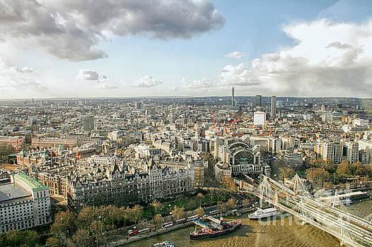 Patricia Hofmeester - London cityscape