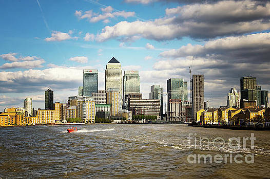 London Cityscapes 03 by Angela Doelling AD DESIGN Photo and PhotoArt