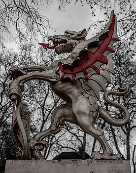 London Dragon by Mythic Ink