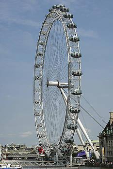 London Eye by Al Junco