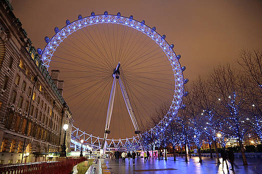 Big Wheel by David Chandler
