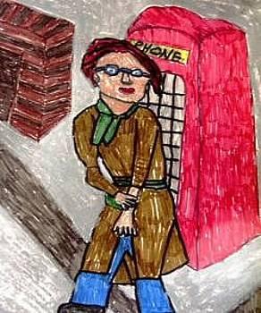 London Gal by Annie Dameron