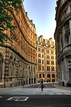 London Great Scotland Yard by Hans Kool
