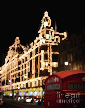 London Lights by Sonja Quintero