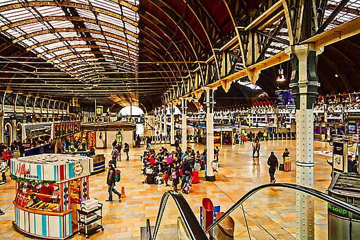 David French - London Marylebone Station