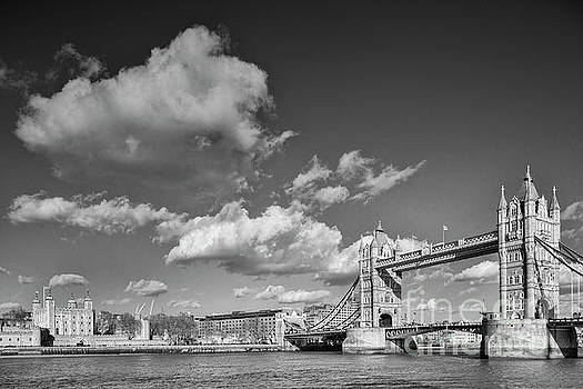 London Monochrome by Colin and Linda McKie