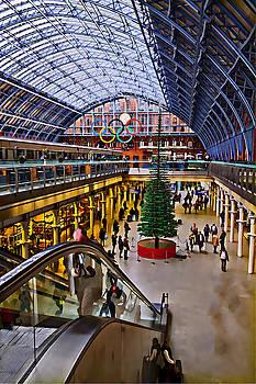 David French - London Paddington Station