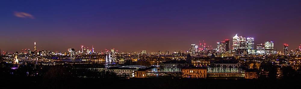 London panorama by Mariusz Czajkowski