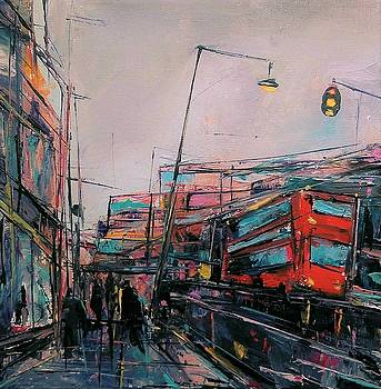 London by Rafal Kilimnik