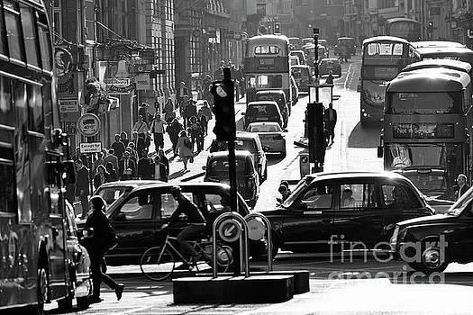 'London Rush Hour' by David Bleeker