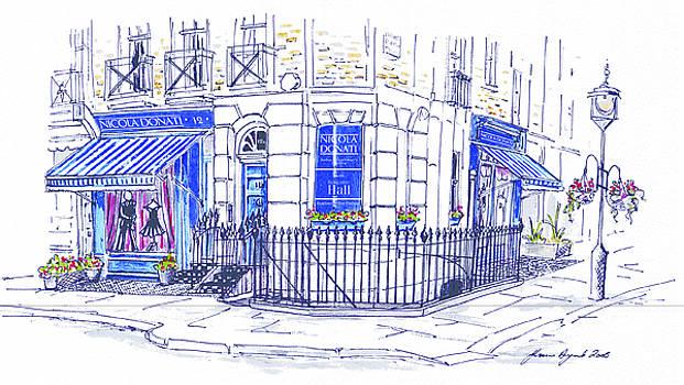 Yvonne Ayoub - London Storefront