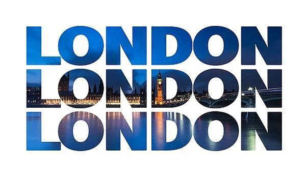 London Text by Matt Malloy