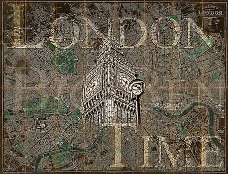 Sharon Popek - London Time