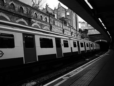 Lexa Harpell - London Tube