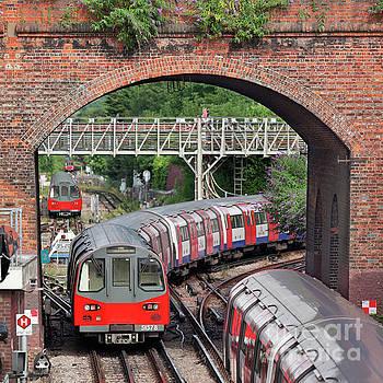 London 'Underground' by David Bleeker