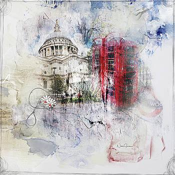 London's Ephemera by Nicky Jameson
