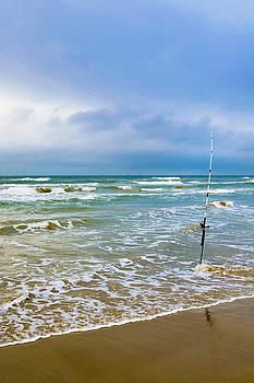 Marilyn Hunt - Lone Fishing Pole
