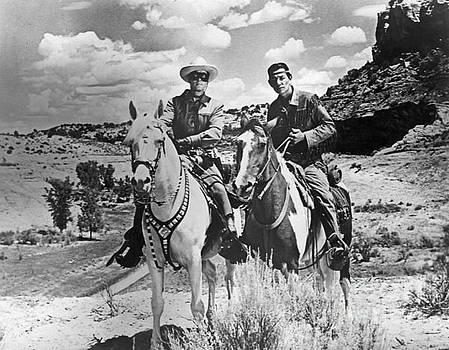 Lone Ranger and Tonto by Pd
