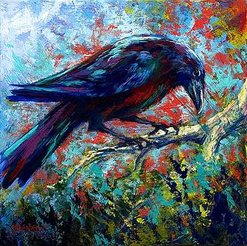 Marion Rose - Lone Raven