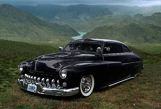 Tim McCullough - Lone Wolf 1949 Mercury Low Rider