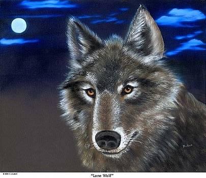 Lone Wolf by RJ McNall