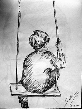 Lonely Boy by Salman Ravish