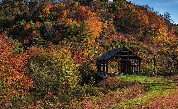 Lonely Bridge by Reid Northrup