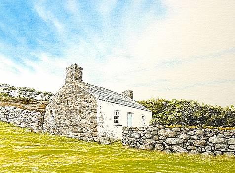 Lonely Cottage by Alwyn Dempster Jones