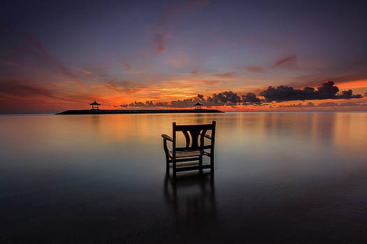 Lonely Dawn by Ocky Ochtavian