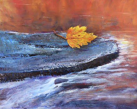 Lonely Leaf  by Tim Ford