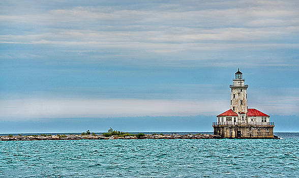 Lonely Lighthouse by Spade Photo