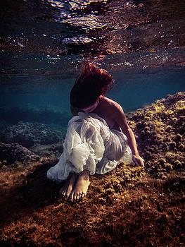Lonely Mermaid by Gemma Silvestre