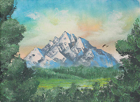 Lonely Mountain by Justin  Dobbs