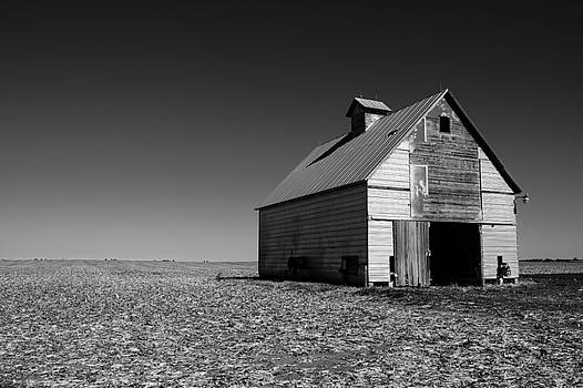 John McArthur - Lonely Old Barn