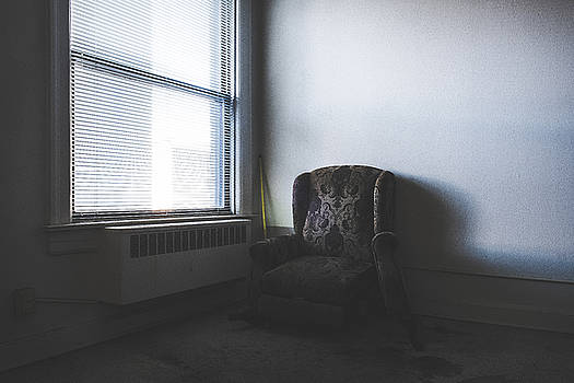 Lonely Recliner  by Dylan Murphy