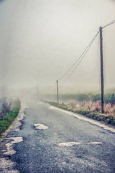 Lonely Road by Elly De vries