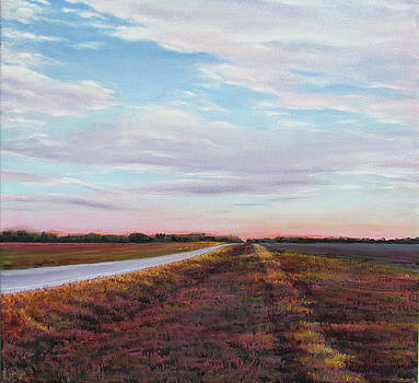 Lonely Road by Stacey Breheny