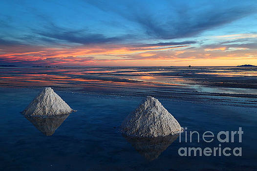 James Brunker - Lonely Salt Cones