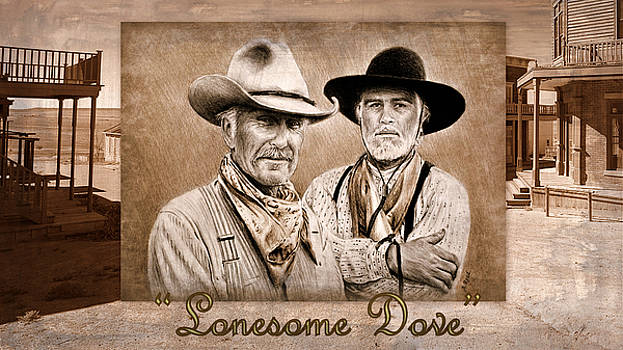 Lonesome Dove by Andrew Read